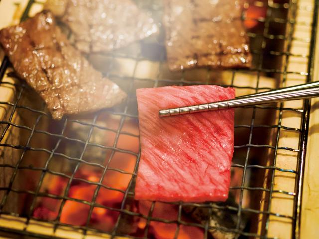信州和牛肩ロース焼肉